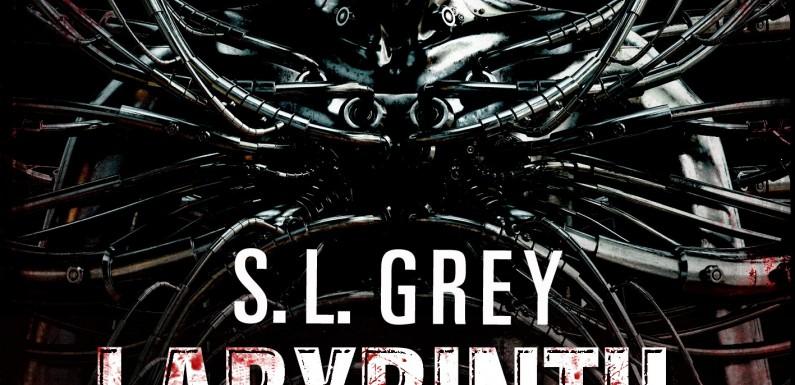 [REZENSION]: S.L. Grey: Labyrinth der Puppen
