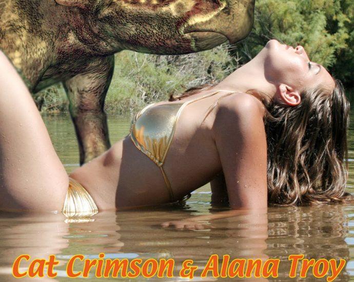 Cover: Jurassic Lust 01