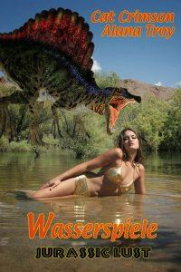 Cover: Jurassic Lust 04