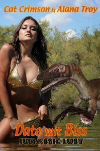Cover: Jurassic Lust 07