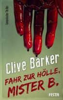 Cover - Clive Barker: Mister B.