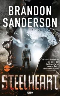 [REZENSION]: Brandon Sanderson: Steelheart