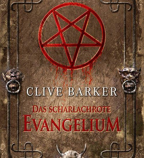 Cover - Clive Barker: Evangelium