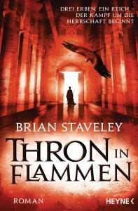 Thron in Flammen von Brian Staveley