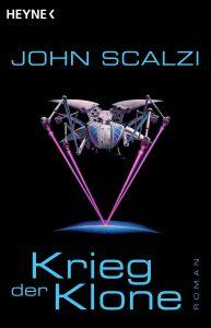 Krieg der Klone von John Scalzi