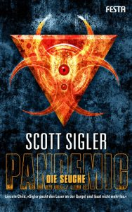 Cover: Sigler: Pandemic