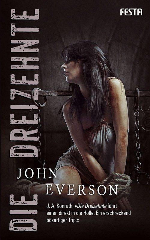Cover Festa: John Everson: Die Dreizehnte