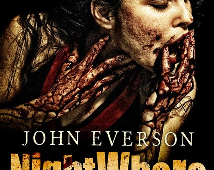 Cover Festa: John Everson: NightWhere