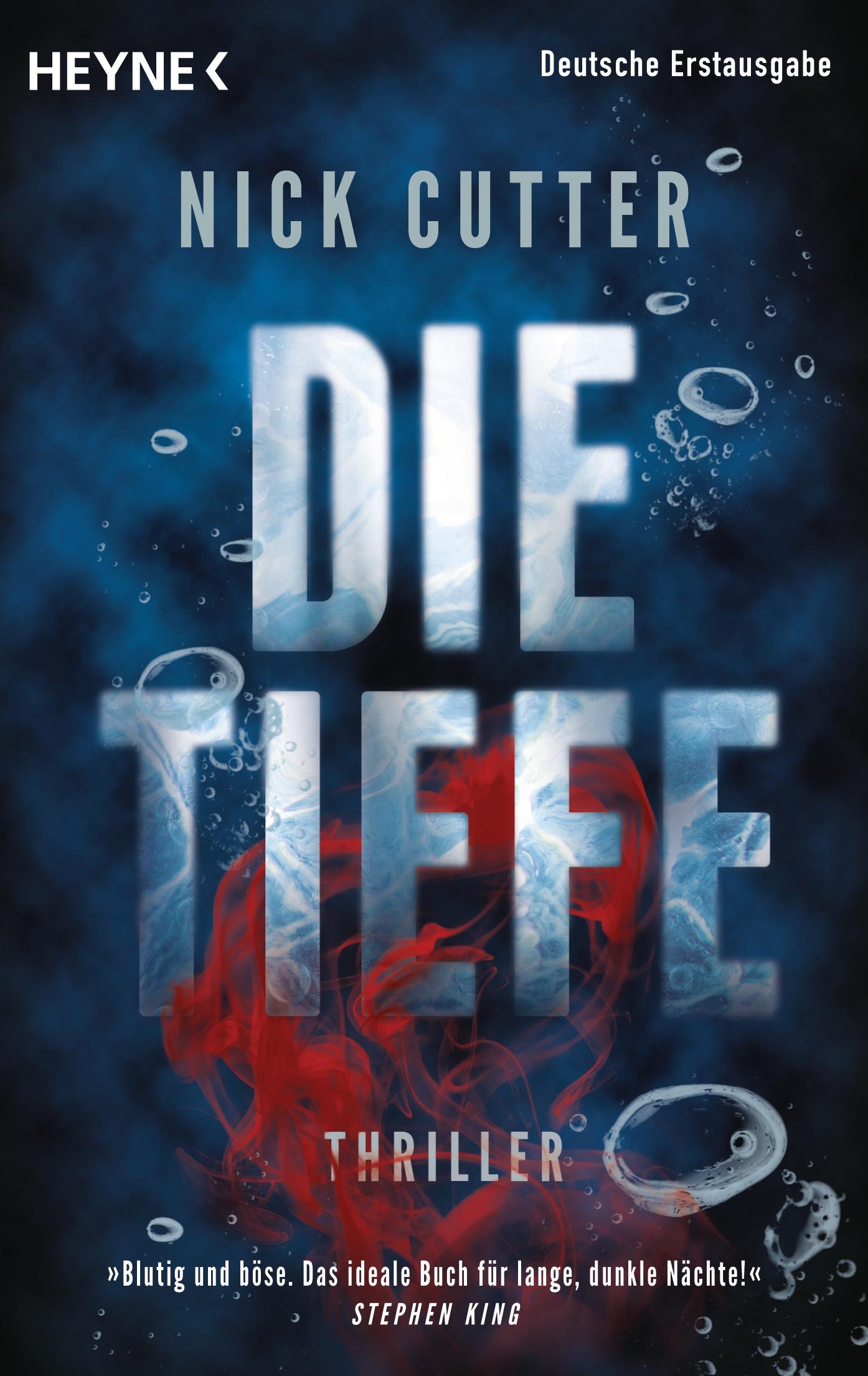 REZENSION]: Nick Cutter: Die Tiefe | Kultplatz.net