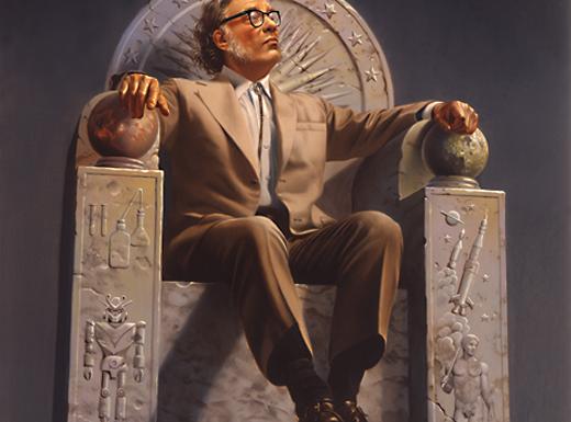[LITERATURWISSEN]: Isaac Asimov und die Foundation