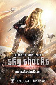 Poster: Sky Sharks