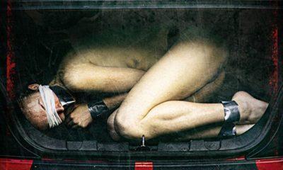 Ausschnitt: Cover Festa: Tim Miller: Nacht der Rache