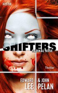 Cover Festa Verlag: Edward Lee: Shifters