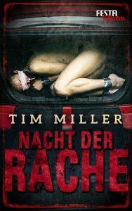 Cover Festa: Tim Miller: Nacht der Rache