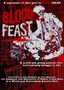 Poster: Blood Feast - Remake