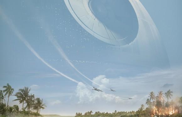 [FILM]: Star Wars: Rogue One – Poster und Celebration Reel