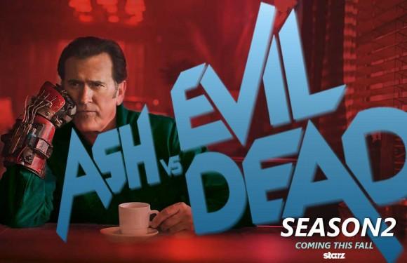 [TRAILER]: Ash vs. Evil Dead – Season 2