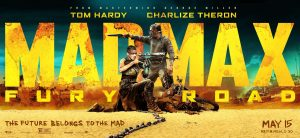 Poster: Mad Max Fury Road