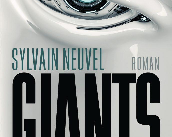 Cover: Neuvel - Giants