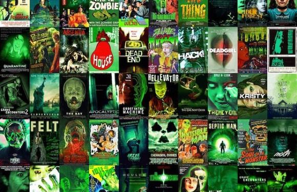 [MOVIEPOSTER]: Horrorfilme nach Farben