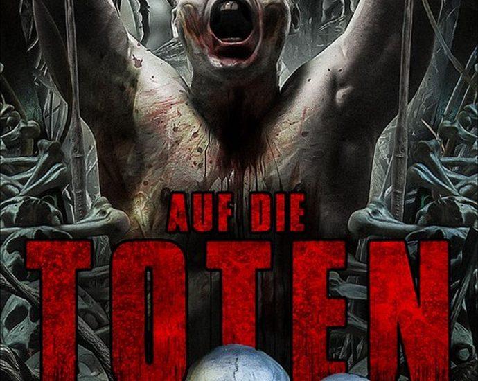 Cover Festa: Wrath James White: Auf die Toten
