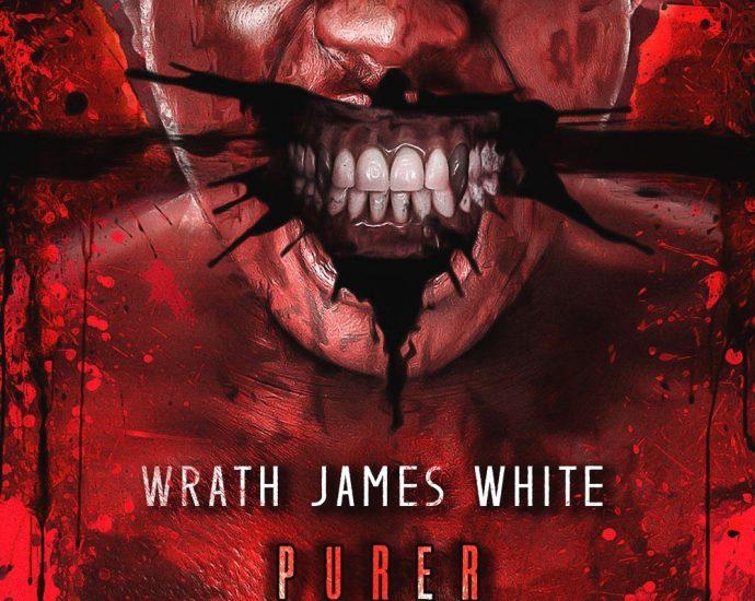 Cover Festa: Wrath James White: Purer Hass