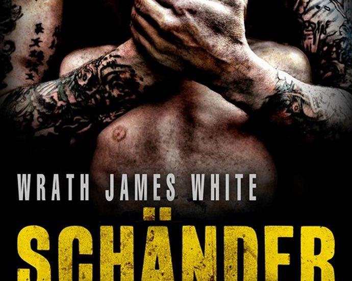 Cover Festa: Wrath James White: Schänderblut