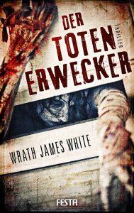 Cover Festa: Wrath James White: Totenerwecker