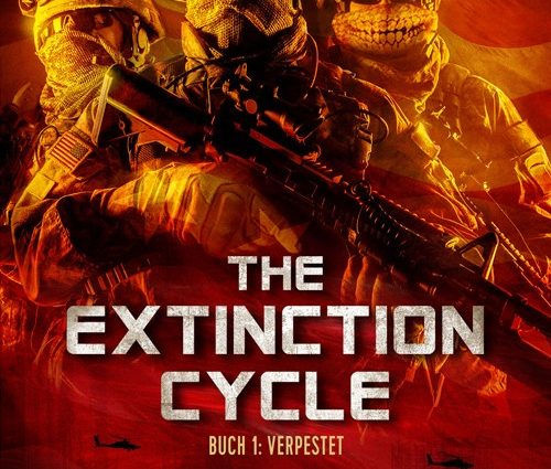 Cover: Extinction Cycle 1: Verpestet