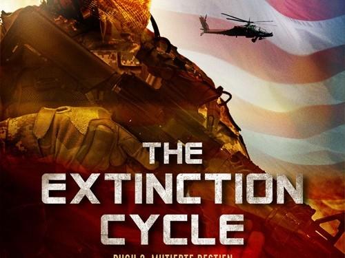 [REZENSION]: Nicholas Sansbury Smith: The Extinction Cycle 2: Mutierte Bestien