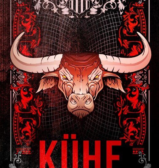 Cover: Matthew Stokoe: Kühe