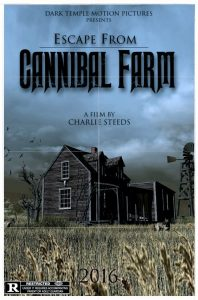 Poster: Cannibal Farm