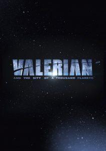 Poster: Valerian