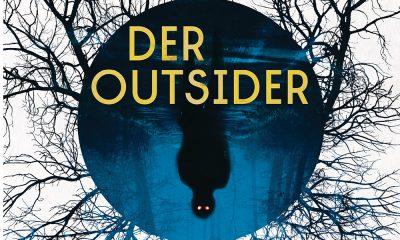 Ausschnitt: Cover Heyne: Stephen King: Outsider