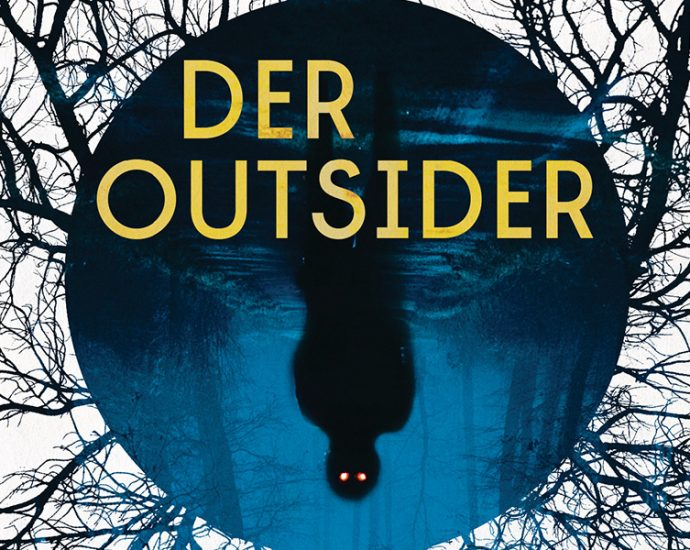 Ausschnitt: Cover Heyne: Stephen King: Outsider