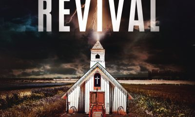 Ausschnitt: Cover Heyne:: Stephen King: Revival