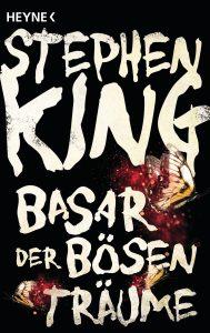 Cover Heyne: Stephen King: Basar der bösen Träume