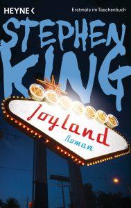 Cover Heyne: Stephen King: Joyland