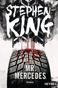 Cover Heyne: Stephen King: Mr. Mercedes