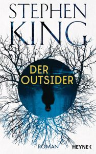 Cover Heyne: Stephen King: Outsider