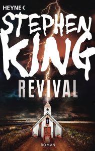 Cover Heyne:: Stephen King: Revival