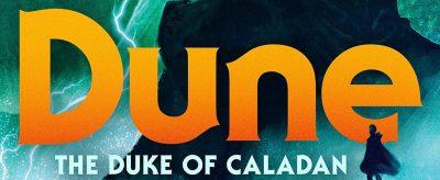 Cover: Duke of Caladan - Footer