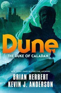 Cover: Duke of Caladan - full