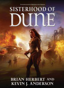 Cover: Herbert/Anderson: Sisterhood of Dune