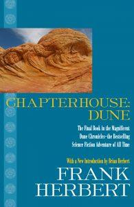 Cover: Frank Herbert: Chapterhouse Dune