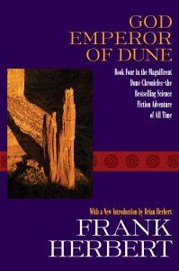 Cover: Frank Herbert: God Emperor of Dune