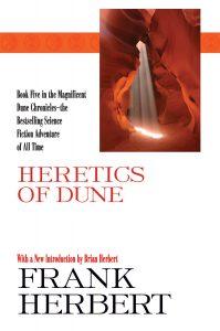 Cover: Frank Herbert: Heretics of Dune