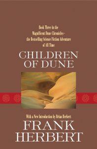 Cover: Frank Herbert: Children of Dune