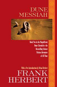 Cover: Frank Herbert: Dune Messiah