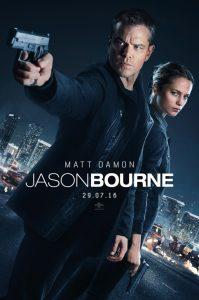Filmposter Jason Bourne